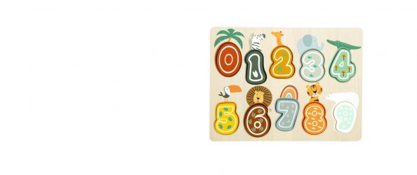 puzzle 3D numere Safari jucariidezece.ro1
