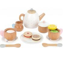 Joc de rol set ceai lemn jucariidezece.ro 1