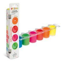 Tempera 6 culori fluorescente jucariidezece.ro
