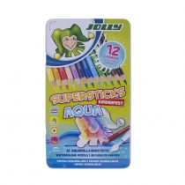 Jolly creioane colorate AQUA solubile in apa - jucariidezece.ro 1